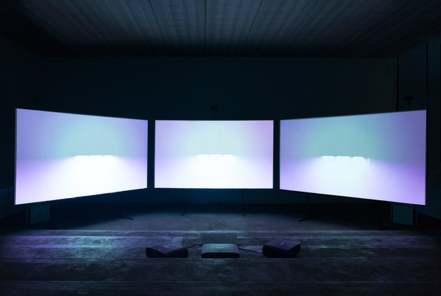 Nicola Piccini - Waver - Video Installation - Cover Image
