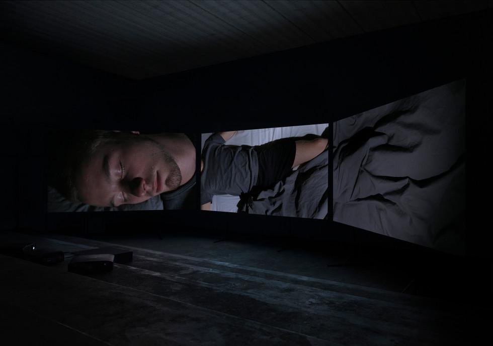 Nicola Piccini - Waver - Installation View - Gallery Kub