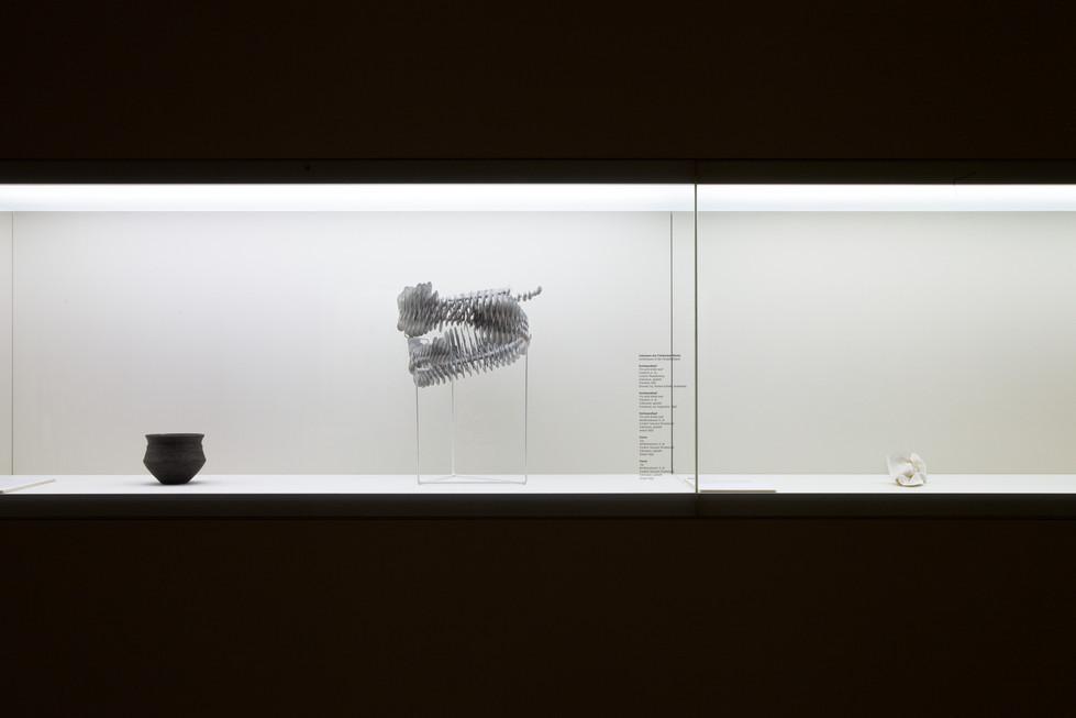 Nicola Piccini, DIE BEWAHRENDE KRAFT, Sculpture, Grassi Museum Leipzig