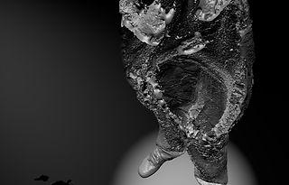 Nicola Piccini, My 4th Dimension, 3D Models, Cover Image