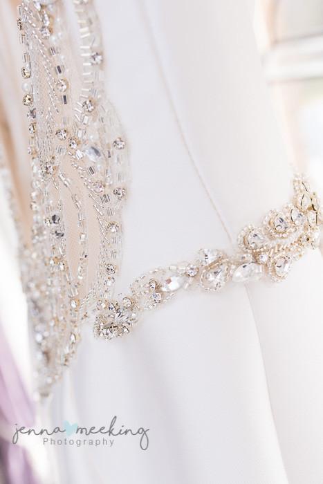 Wedding Dress   Stirk House   Lancashire   Wedding Photography