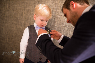 Page boy | Stirk House | Lancashire | Wedding Photography
