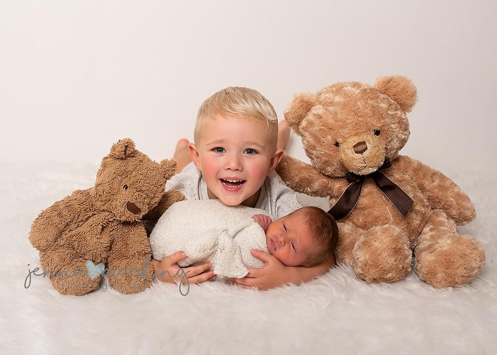 Newborn photoshoot leeds