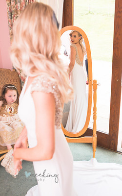 Bridal preparations, Yorkshire
