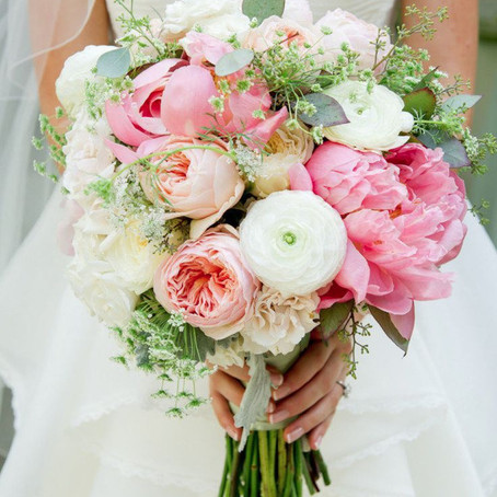 Local florists specialising in weddings