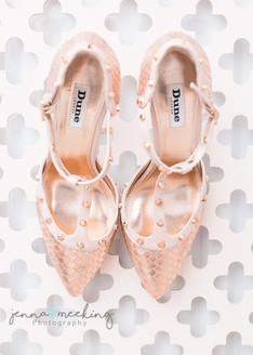 Wedding shoes Yorkshire