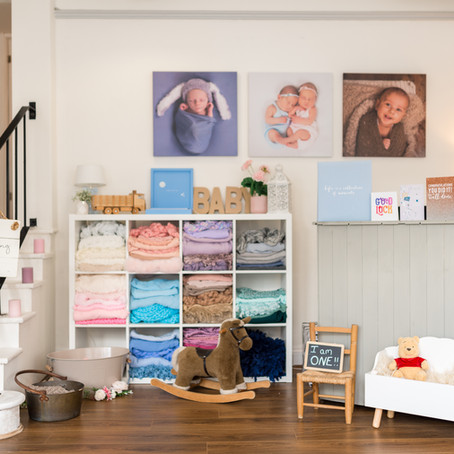 What to bring to your baby photoshoot