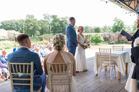 Utopia Broughton Hall Wedding Photograph