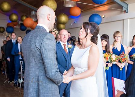 Natural retreats Wedding
