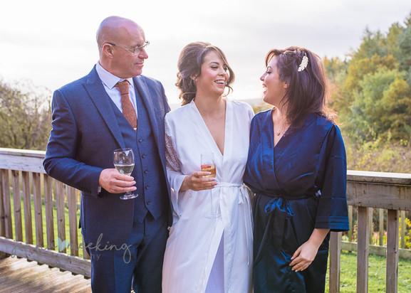 Natural Retreat, Richmond, North Yorkshire wedding