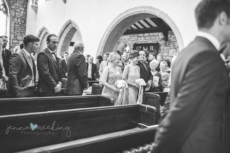 Wedding Photography Michael's and All Angels Church