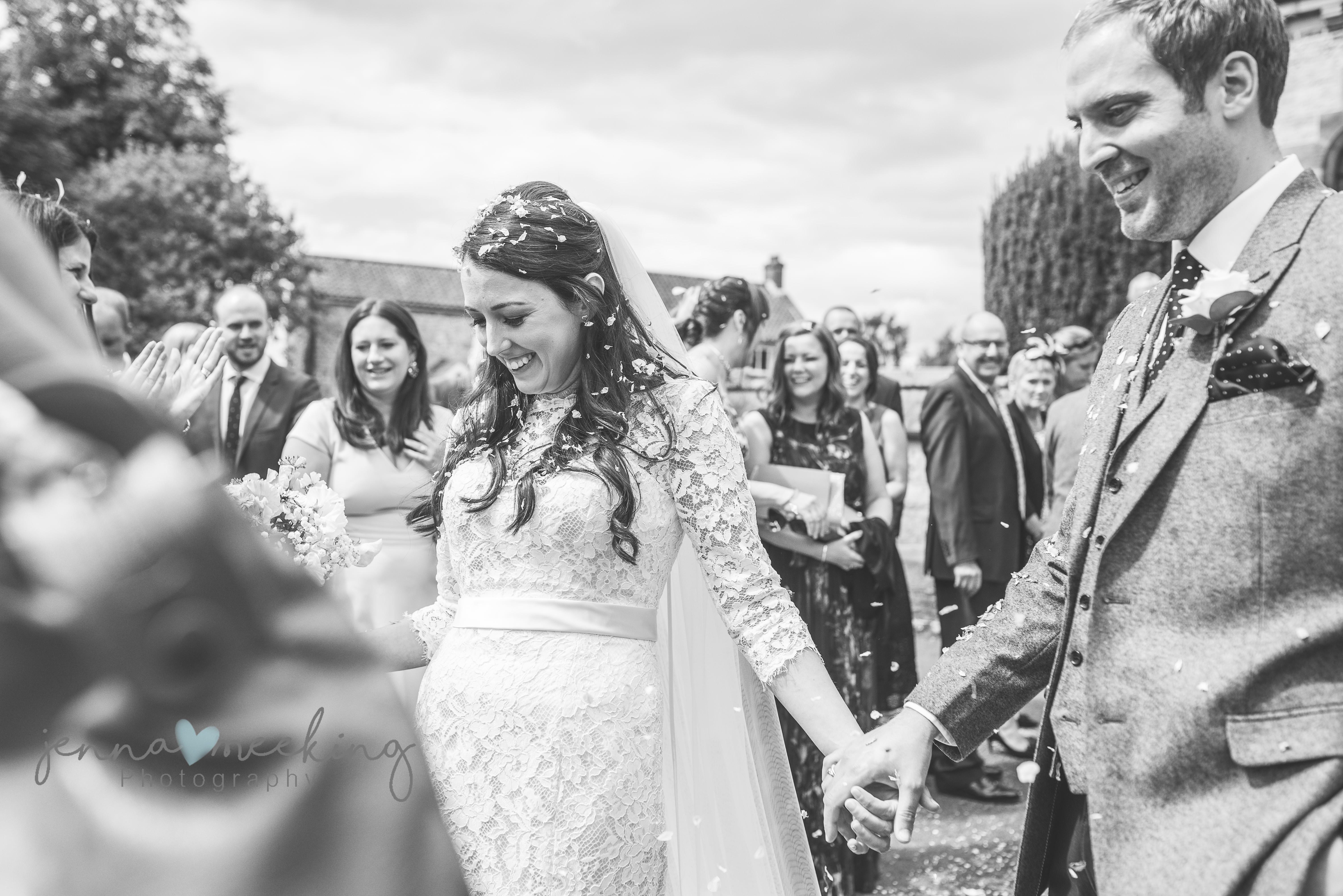 Harome wedding yorkshire photography