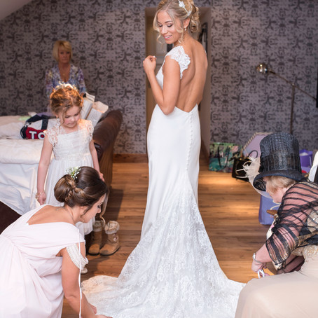Places to buy a new wedding dress in Yorkshire