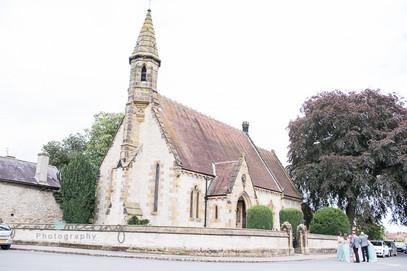 St Saviours Church, Harome, North Yorkshire, Wedding Photography
