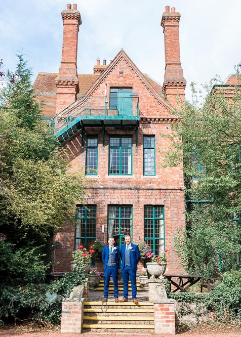 Alwark Manor York Wedding Photography