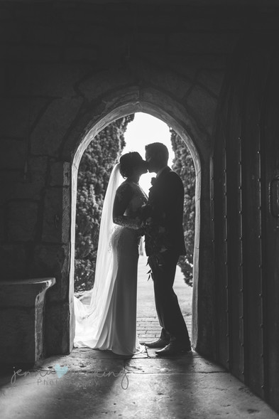 Hazlewood castle wedding photography