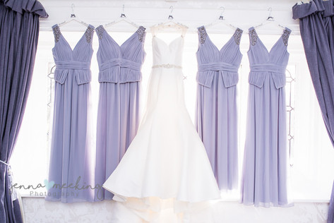 Bridesmaids Dresses | Stirk House | Lancashire | Wedding Photography