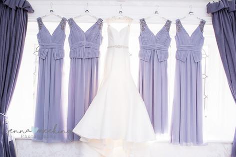 Bridesmaids Dresses   Stirk House   Lancashire   Wedding Photography