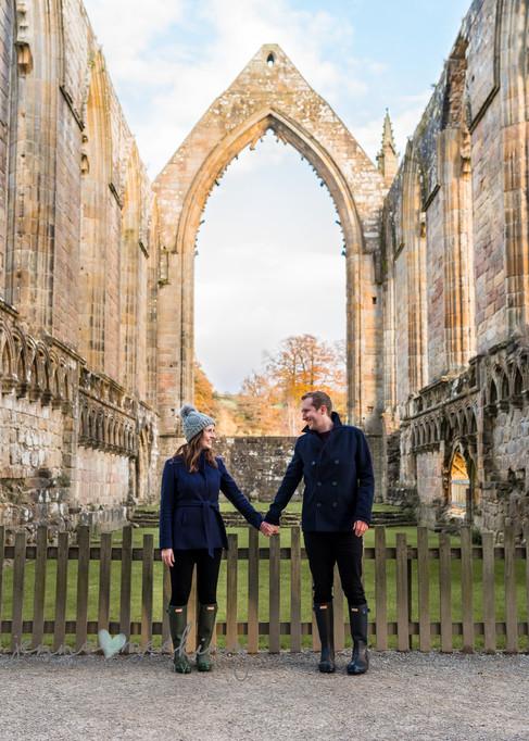 bolton abbey photoshoot yorkshire engagement pre wedding