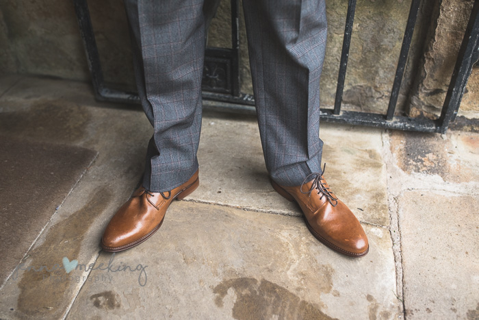 Mens shoes - wedding day