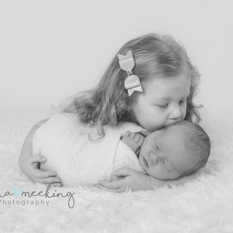 Toddler and Newborn Photoshoots