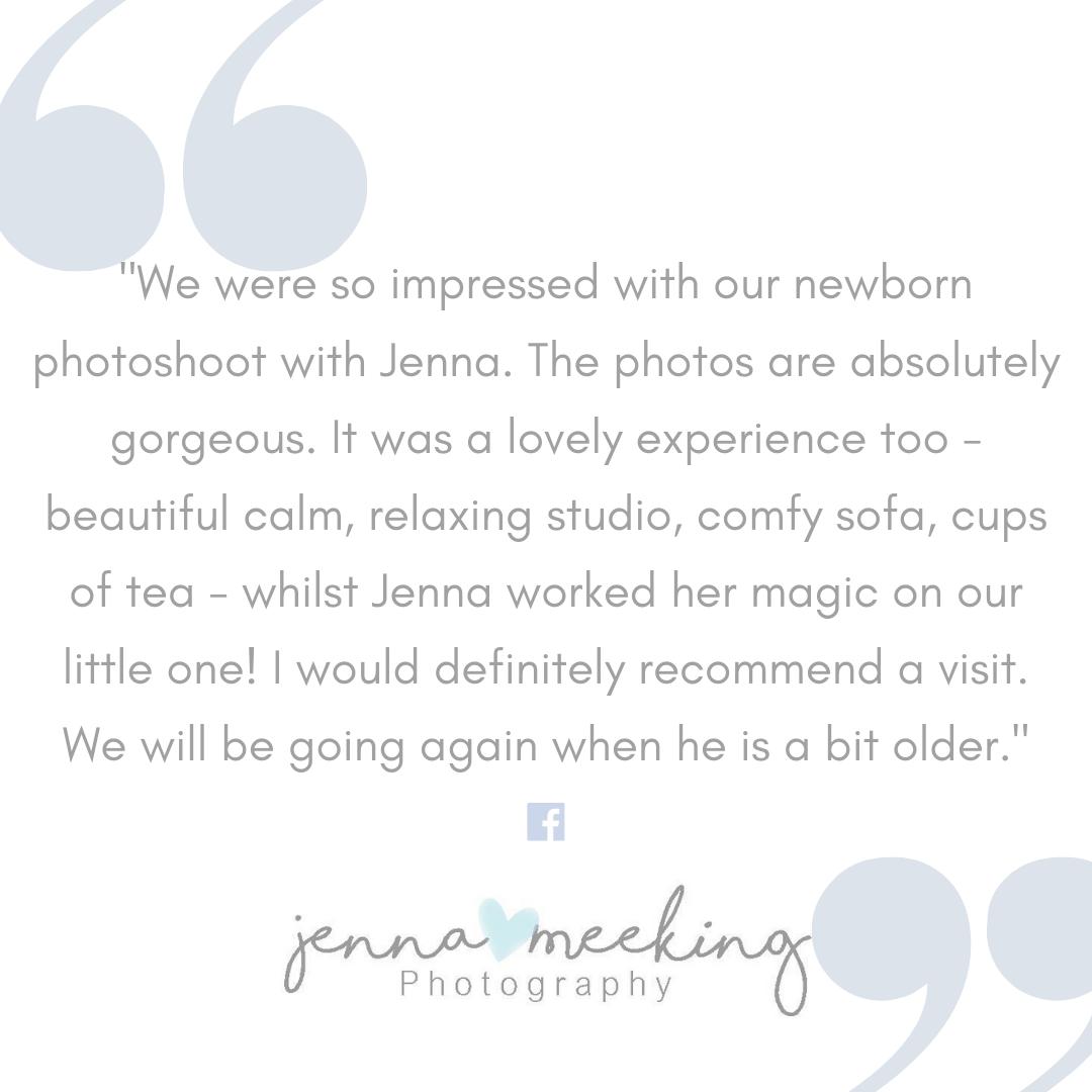 newborn baby photographer studio leeds (