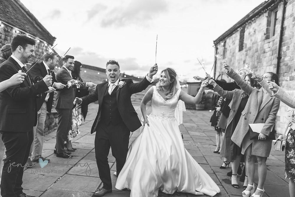 overcast wedding day photos