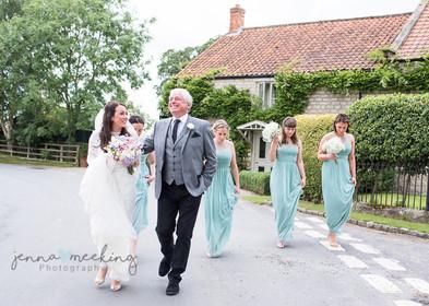 Cross House Lodge, Wedding Photography