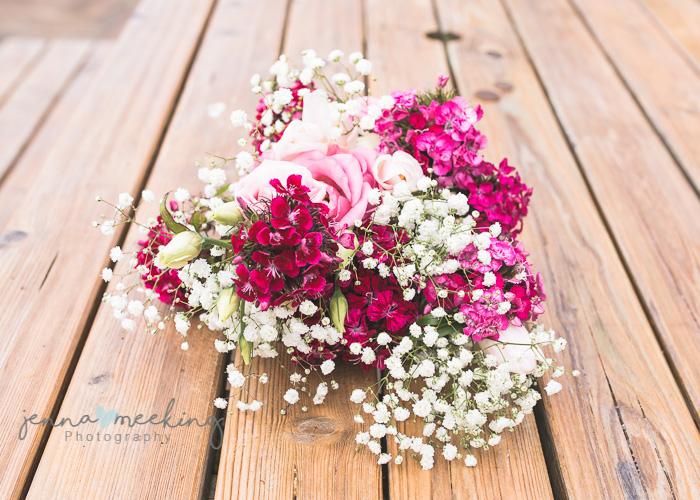 Wedding flowers, Skipton