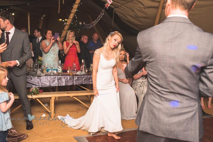 Newton Grange, Bank Newton Wedding