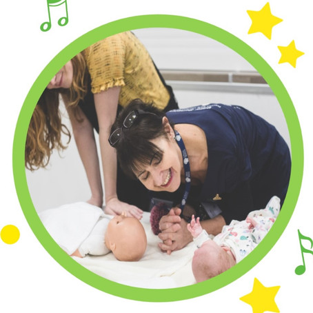 Baby Classes in and around ilkley, yorkshire