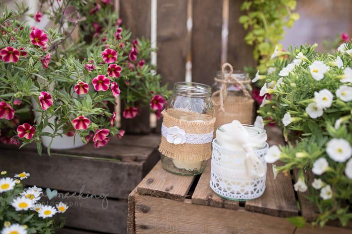rustic wedding decor ideas yokshire