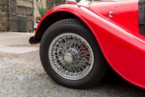 vintage wedding car yorkshire