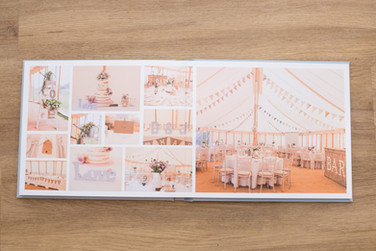 Wedding Album Photography Package
