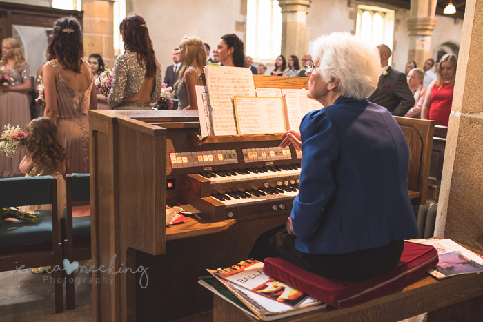 Kirkby Malham Church music