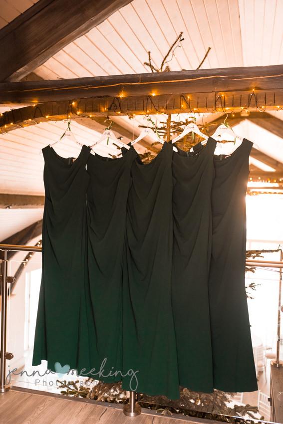 Yorkshire wedding barn photography