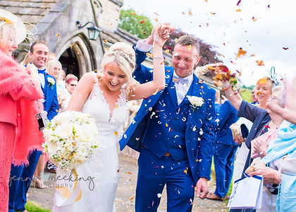 Wedding Photography in Ilkley, North Yorkshire