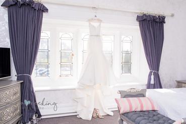 Wedding Dress | Stirk House | Lancashire | Wedding Photography