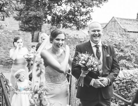 Appletreewick Craven Arms Wedding Photog