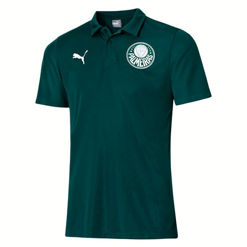 Camiseta Polo Palmeiras