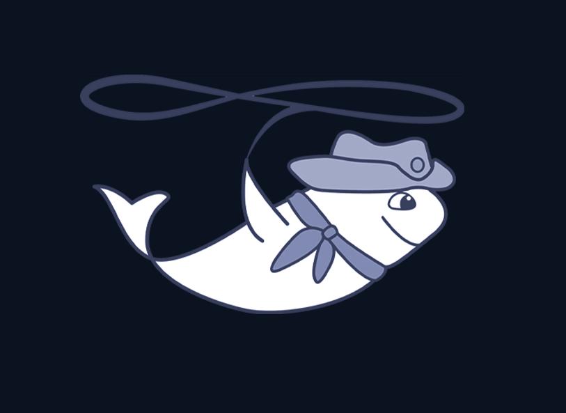 Captain For Restaurants - Sea Ranch Sushi Logo