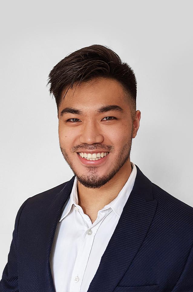 Ryan Teo - Captain For Restaurants