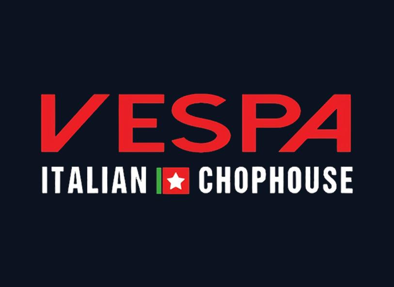 Captain For Restaurants - Vespa Italian Chophouse Logo