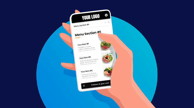 Captain Orders - First Party Branded Online Ordering & Delivery For Restaurants