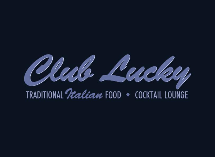 Captain For Restaurants - Club Lucky Logo