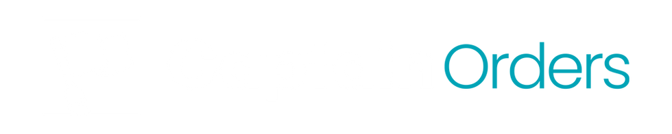 Captain Orders Logo - First Party Branded Online Ordering & Delivery For Restaurants