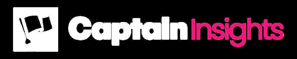 Captain Insights Logo - Data Analytics & Customer Insights For Restuaurants