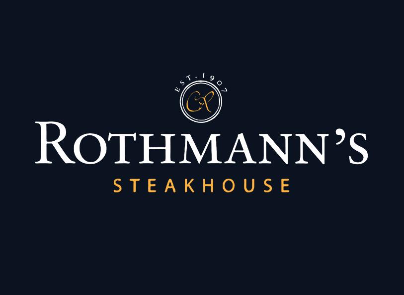 Captain For Restaurants - Rothmann's Steakhouse Logo