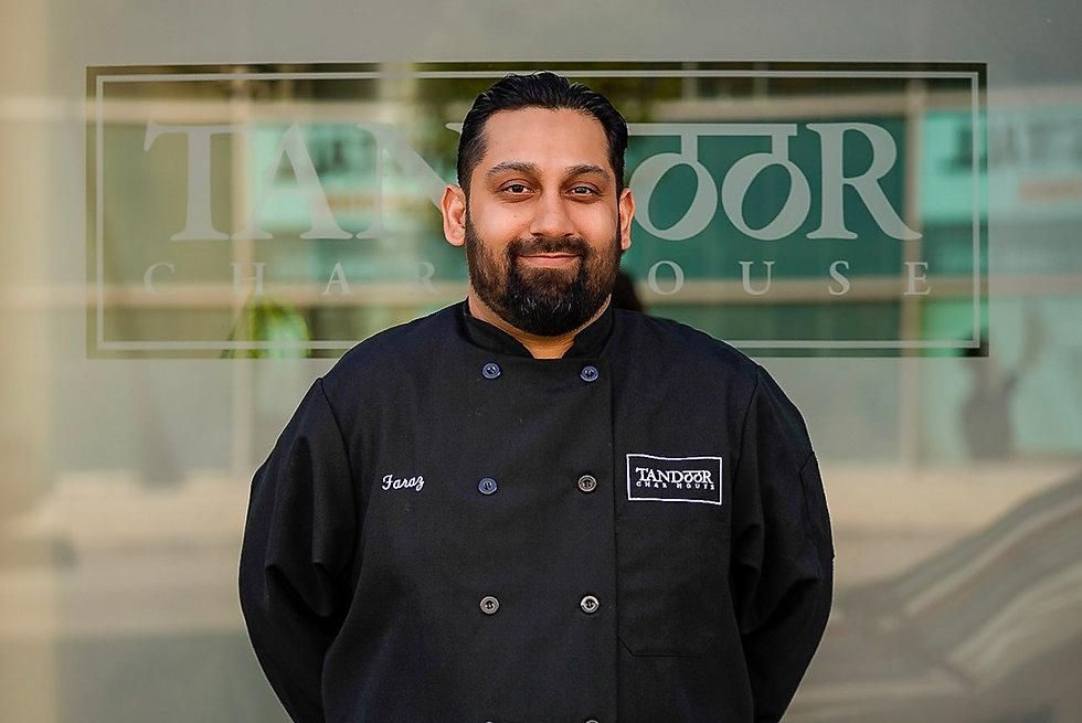 Captain For Restaurants - Faraz Sardharia, Tandoor Char House