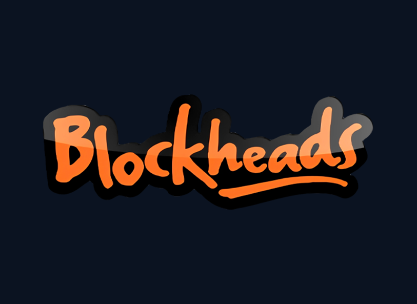 Captain For Restaurants - Blockheads Burritos Logo